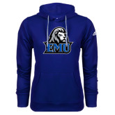 Adidas Climawarm Royal Team Issue Hoodie-EMU w/ Lion Head