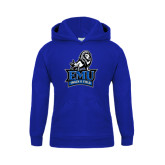 Youth Royal Fleece Hoodie-Track & Field