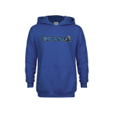 Youth Royal Fleece Hoodie-Institutional Logos