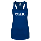 Next Level Ladies Royal Ideal Racerback Tank-Institutional Logos