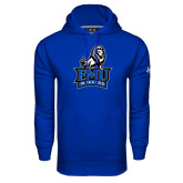 Under Armour Royal Performance Sweats Team Hoodie-Track & Field