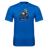 Performance Royal Tee-Official Logo