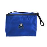 Six Pack Royal Cooler-EMU w/ Lion Head