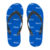 Full Color Flip Flops-Institutional Logos