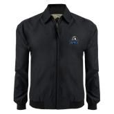 Black Players Jacket-EMU w/ Lion Head