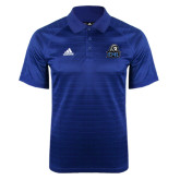 Adidas Climalite Royal Jaquard Select Polo-EMU w/ Lion Head
