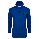 Columbia Ladies Full Zip Royal Fleece Jacket-Official Logo