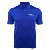 Royal Dry Mesh Polo-University Logo