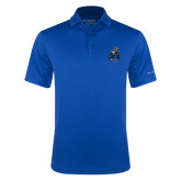 Columbia Royal Omni Wick Round One Polo-Official Logo