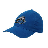 Royal OttoFlex Unstructured Low Profile Hat-EMU w/ Lion Head
