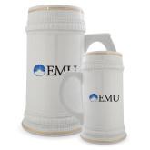 Full Color Decorative Ceramic Mug 22oz-Institutional Logos
