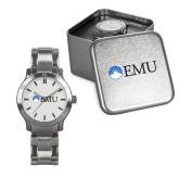 Mens Stainless Steel Fashion Watch-Institutional Logos