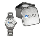 Ladies Stainless Steel Fashion Watch-Institutional Logos