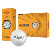 Callaway Warbird Golf Balls 12/pkg-Institutional Logos