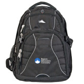 High Sierra Swerve Compu Backpack-University Logo