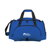 Challenger Team Royal Sport Bag-University Logo