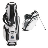 Callaway Hyper Lite 4 White Stand Bag-EMU w/ Lion Head