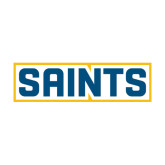 Medium Decal-Saints, 8 inches wide