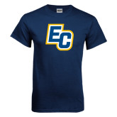 Navy T Shirt-EC
