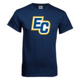 Navy T Shirt-EC