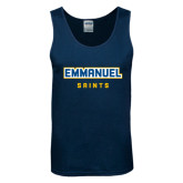 Navy Tank Top-Secondary Mark