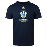 Adidas Navy Logo T Shirt-Primary Logo