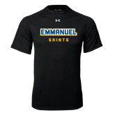 Under Armour Black Tech Tee-Secondary Mark