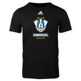 Adidas Black Logo T Shirt-Primary Logo