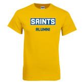 Gold T Shirt-Alumni