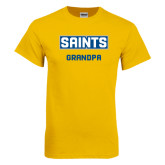 Gold T Shirt-Grandpa