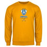 Gold Fleece Crew-Emmanuel Field Hockey Club