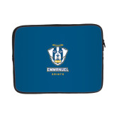 13 inch Neoprene Laptop Sleeve-Primary Logo