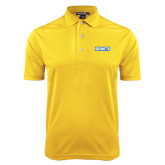 Gold Dry Mesh Polo-Saints