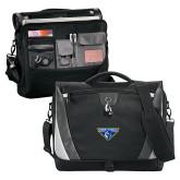 Slope Black/Grey Compu Messenger Bag-Athletic Mark