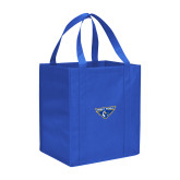 Non Woven Royal Grocery Tote-Athletic Mark