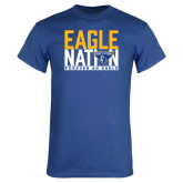Royal T Shirt-Eagle Nation