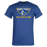 Royal T Shirt-Womens Basketball