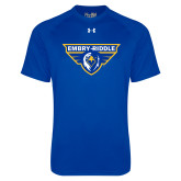 Under Armour Royal Tech Tee-Athletic Mark