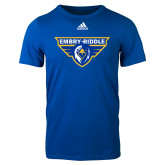 Adidas Royal Logo T Shirt-Athletic Mark