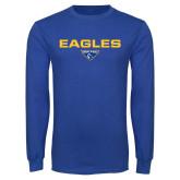 Royal Long Sleeve T Shirt-Eagles