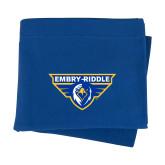 Royal Sweatshirt Blanket-Athletic Mark