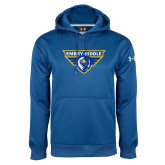 Under Armour Royal Performance Sweats Team Hoodie-Athletic Mark