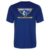 Performance Royal Tee-Womens Basketball