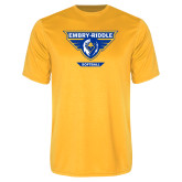 Performance Gold Tee-Softball