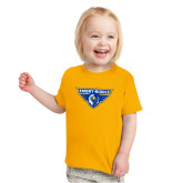 Toddler Gold T Shirt-Athletic Mark