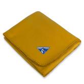 Gold Arctic Fleece Blanket-Athletic Mark