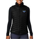 Columbia Lake 22 Ladies Black Vest-Athletic Mark