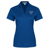 Ladies Royal Performance Fine Jacquard Polo-Athletic Mark - Arizona