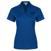 Ladies Royal Performance Fine Jacquard Polo-Athletic Mark