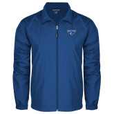 Full Zip Royal Wind Jacket-Athletic Mark